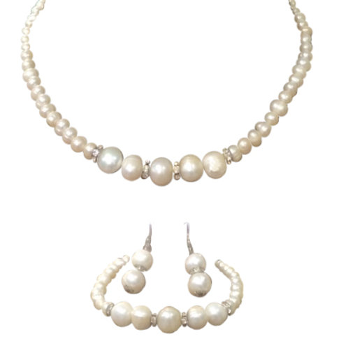 Freshwater Pearl Jewellery Set