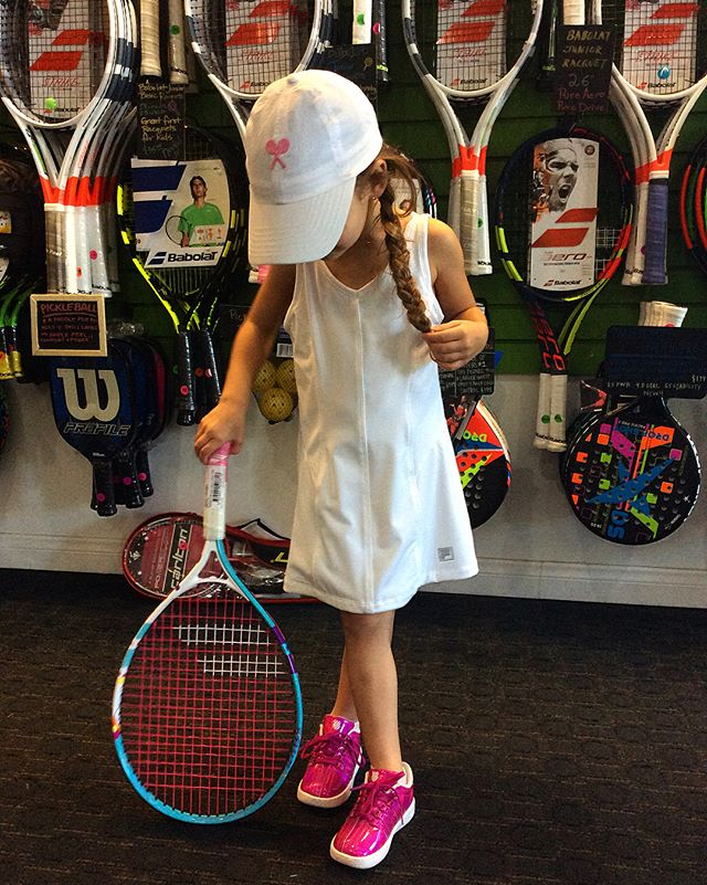 Ready to hit the tennis courts this Tuesday, are you_ 🎾#busterpro #shopbrentwood #shoplocal #fila #