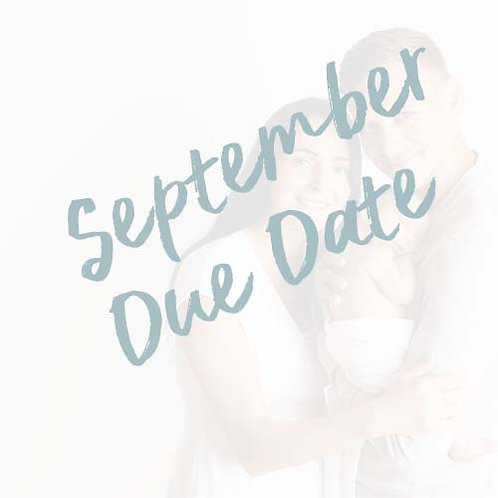 My Baby's First Year | September
