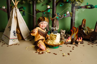 Elsie's Cake Smash
