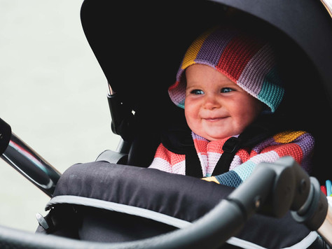 The Perfect Pushchair