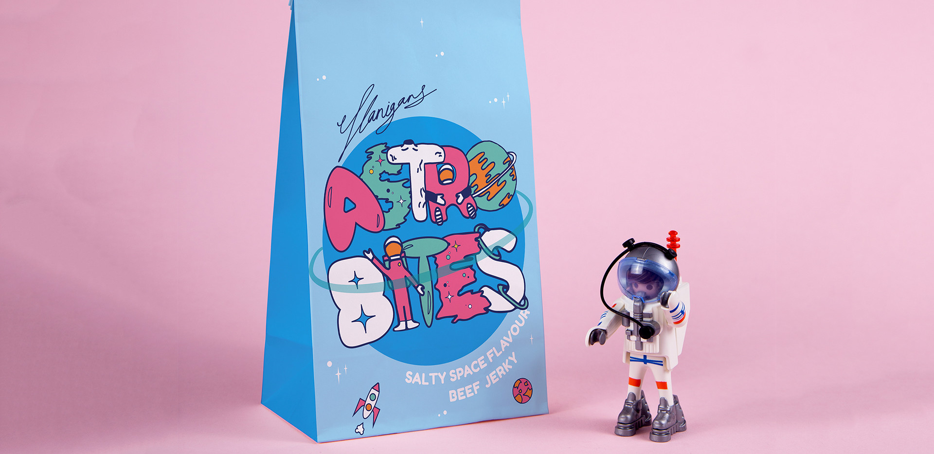 ASTRO BITES | Front Packet