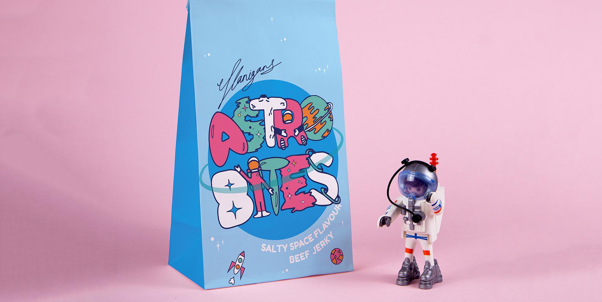 Astro Bites Beef Jerky | Student Project