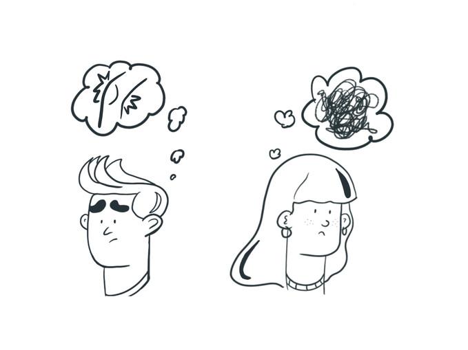 Push Doctor Illustrations