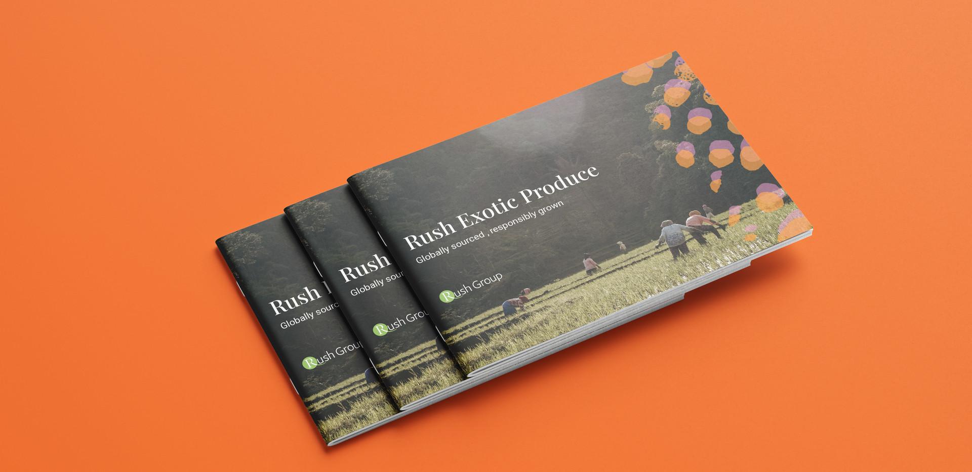 Exotic Produce Brochure | Rush Group