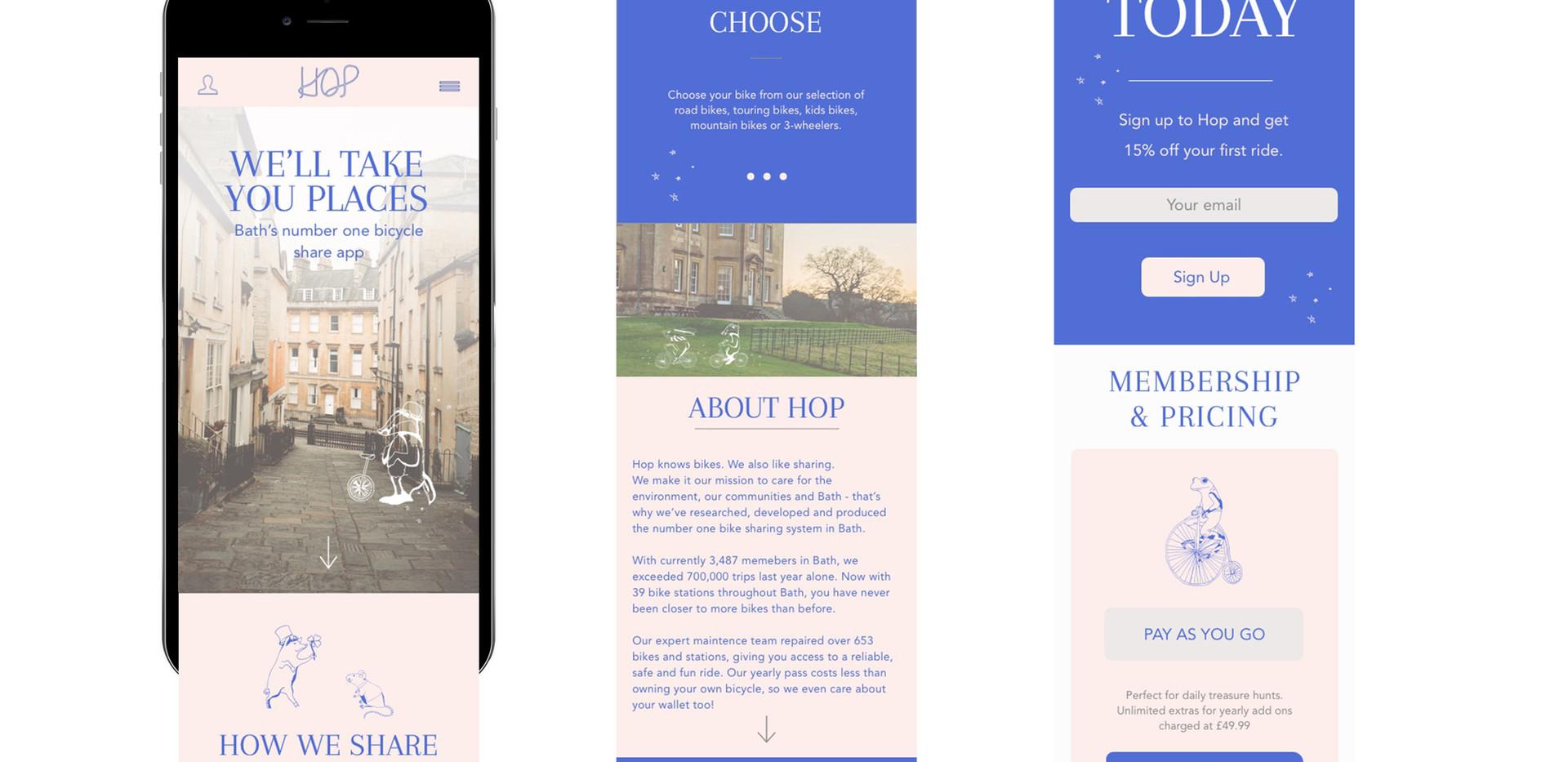 BIKE APP | App