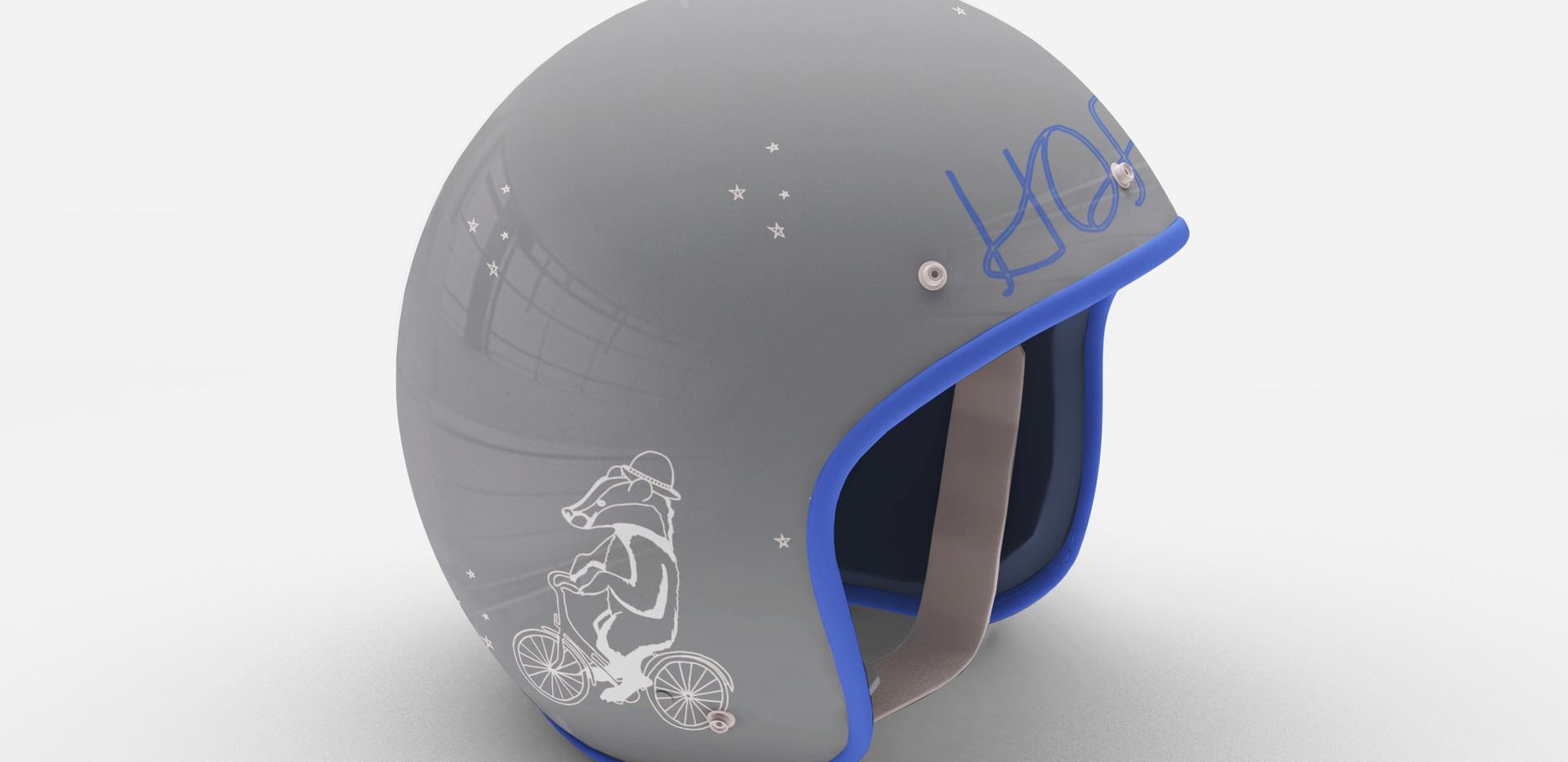 BIKE APP   Helmet Roll Out
