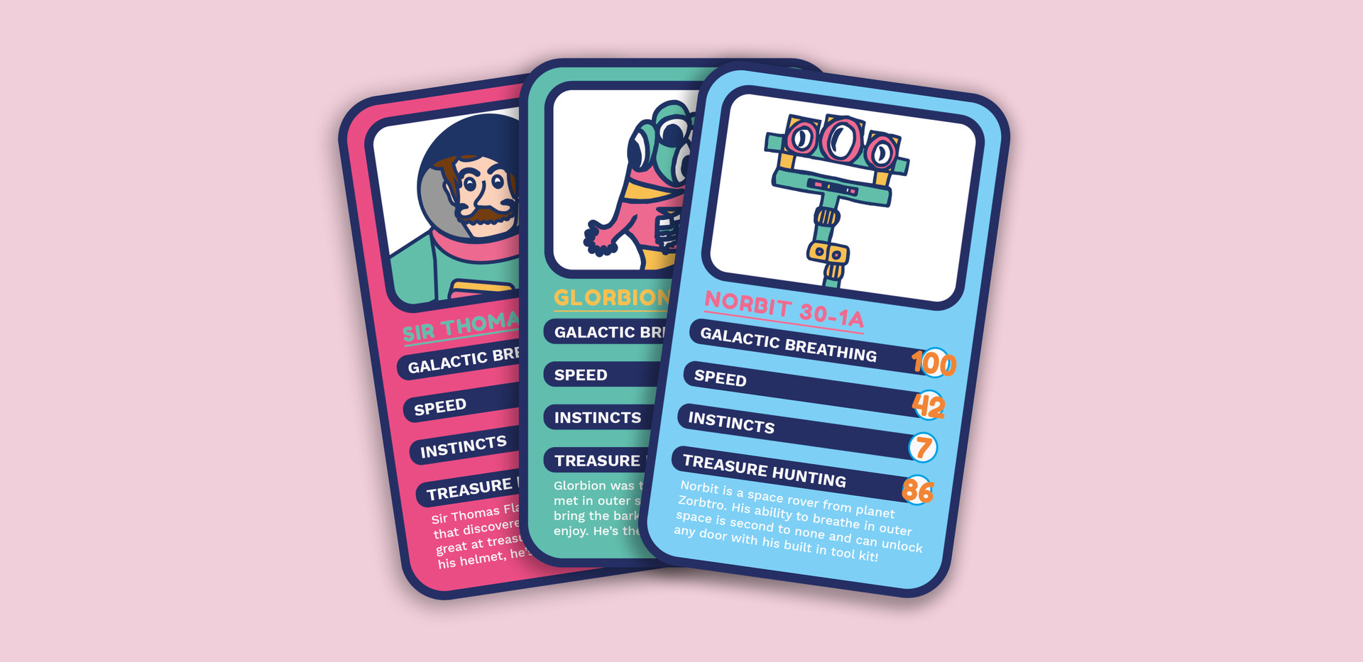 ASTRO BITES | Playing Cards