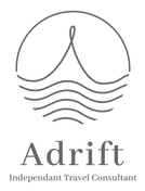 Adrift logo