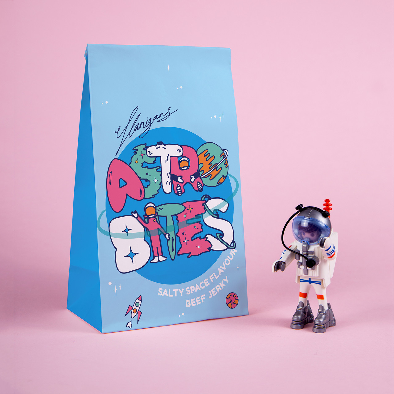 Astro Bites Packaging