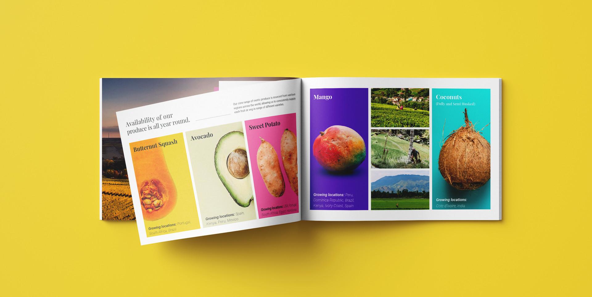 Exotic Produce Brochure | Rush Group Ltd