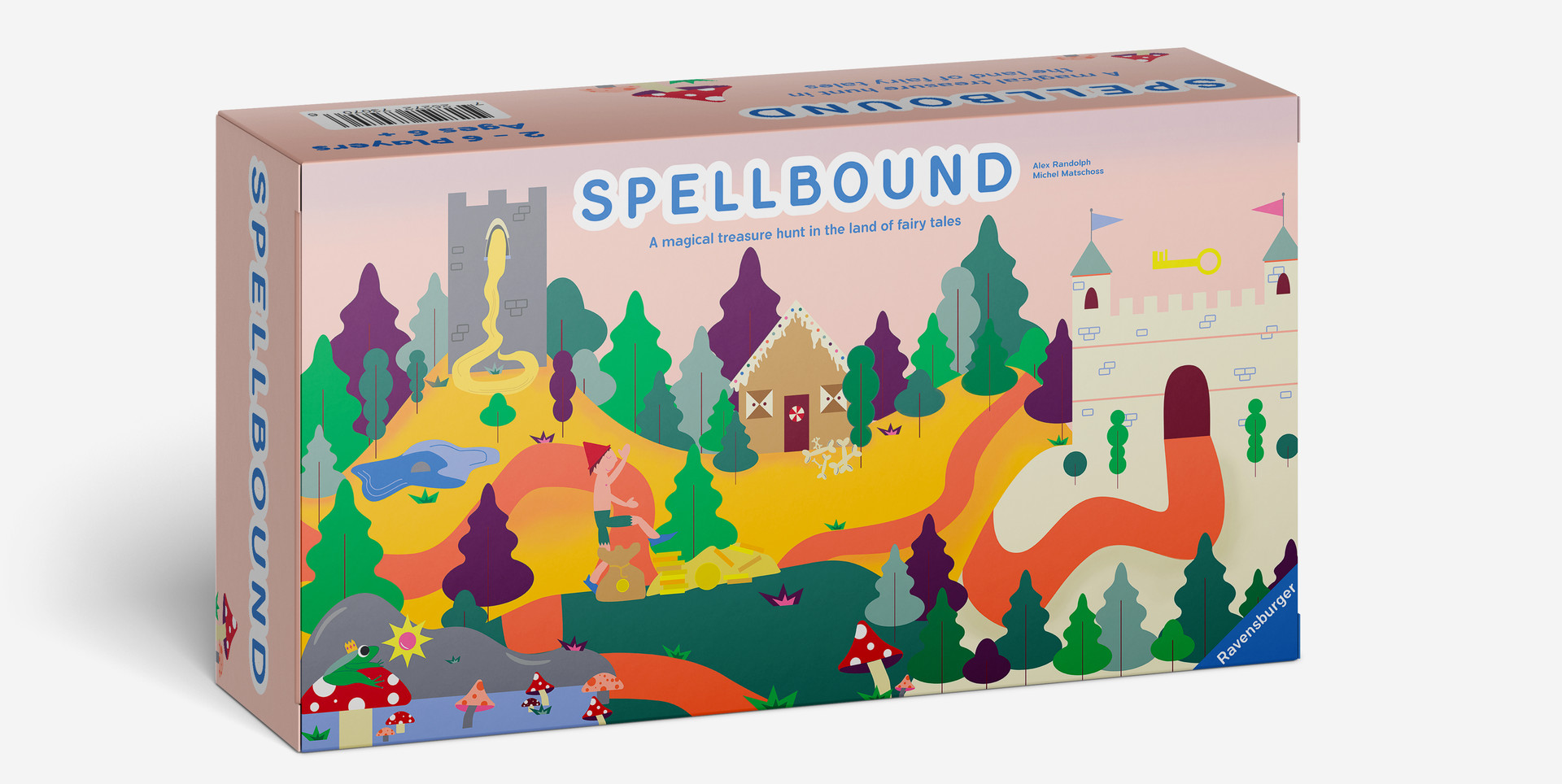 Board Game | Unused Freelance Project