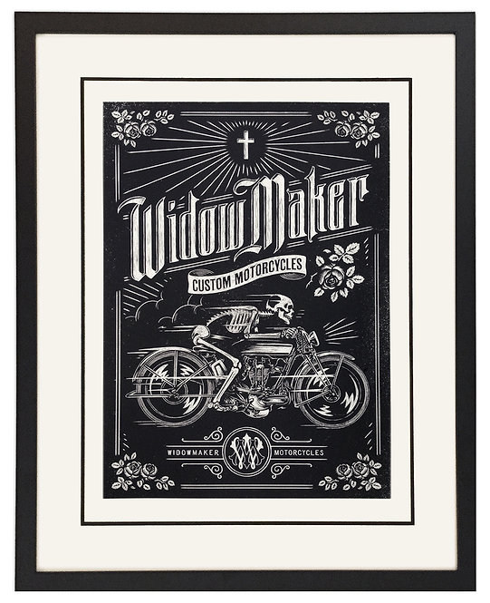 Widow Maker Poster