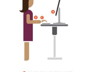 Ergonomics - How You Should be Sitting...