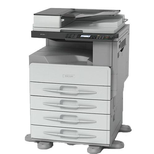 Ricoh MP 2001 multi functional printer/photocopier