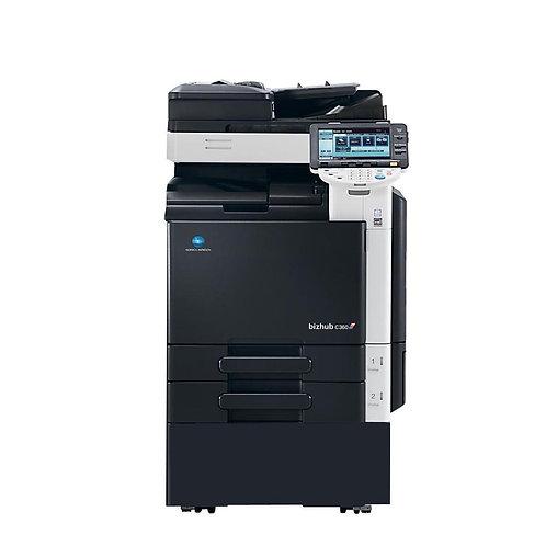 Konica Minolta Bizhub c280 digital color printer,A4/A3,upto 300gsm