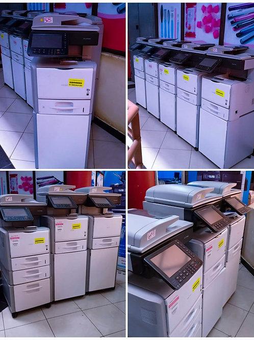 Ricoh SP 5200 A4 multi functional printer/photocopier