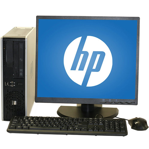 HP 8000,Core 2 Duo,2GB RAM,250GB HDD,3.0 Processor,19 inch monitor desktop