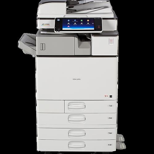 Ricoh Aficio MP C2003 digital color printer/photocopier