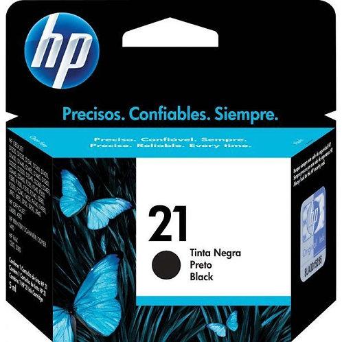 HP 21B Inkjet Cartridges