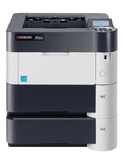 Kyocera Ecosys FS-4200dn printer