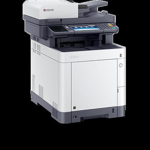 Kyocera Ecosys M6235cidn color printer & photocopier,A4 size