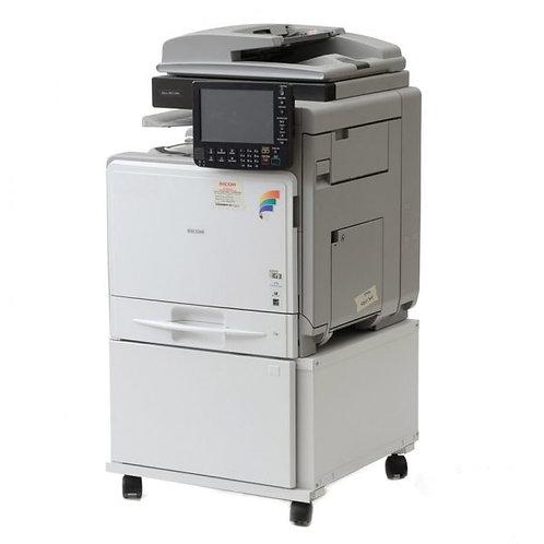 Ricoh MP C300SPF digital color printer/photocopier