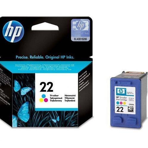 Hp 22C InkJet Cartridge