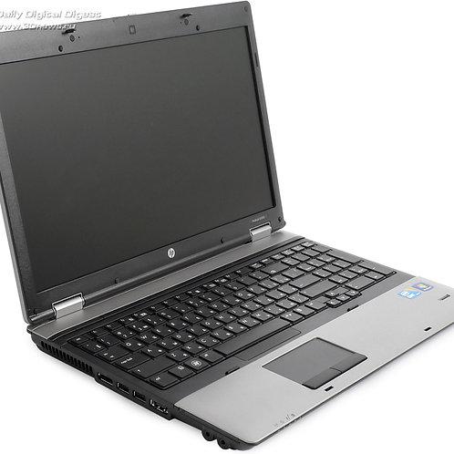 HP Probook 6550b laptop,core i3,4GB RAM,500GB Hard disk