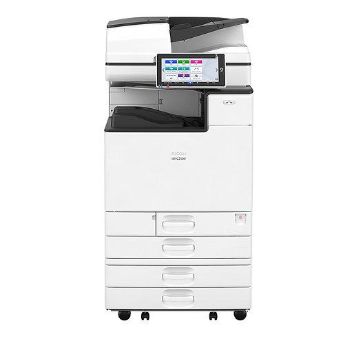 Ricoh Aficio MP C5503 digital color printer/photocopier