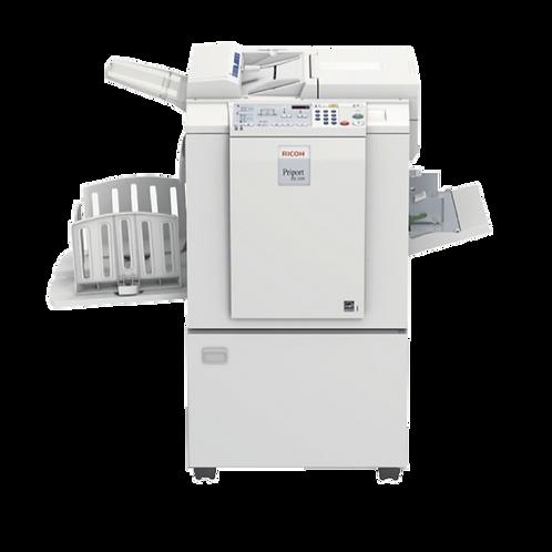Best photocopier for schools CBC Ricoh DX 2430 high volume duplicator & printer