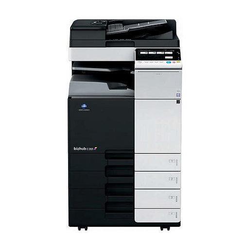 Konica Minolta Bizhub c308 digital color printer