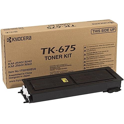 Kyocera KM2560/300i toner TK-675