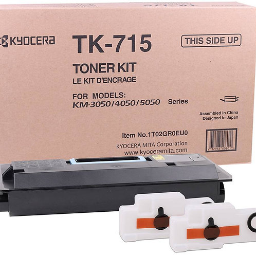Kyocera KM 3050/4050/5050 Toner TK-715