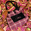 """Thumbnail: """"GOODS"""" TOTE PINK CHESS"""