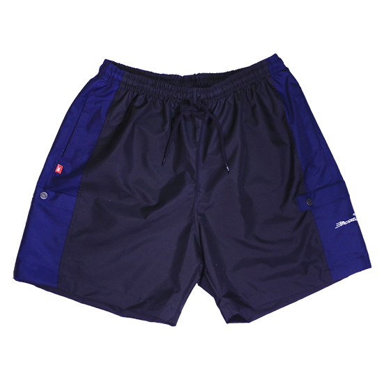 """HIKE"" SHORTS BLACK"