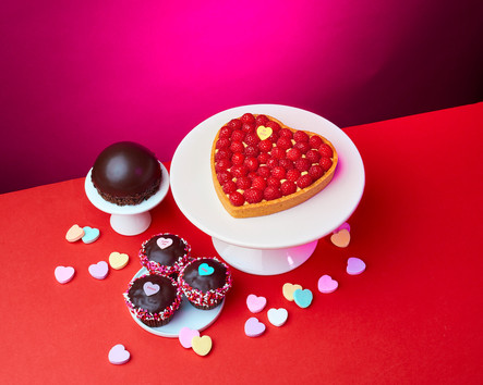 Valentines' cakes
