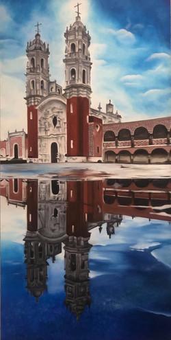 Basílica de Ocotlán, Tlaxcala