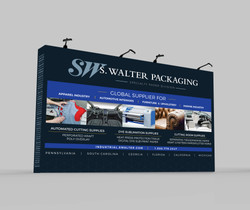 Tradeshow Booth for Industrial Division