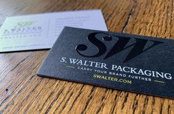 Redesigned Business Cards