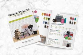 Packaging Specialties Stock Catalog