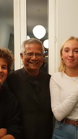 Mohammad Yunus-Microfinance Expert- Nobl