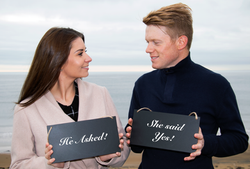 Groom and Bride-to-be Pre wedding
