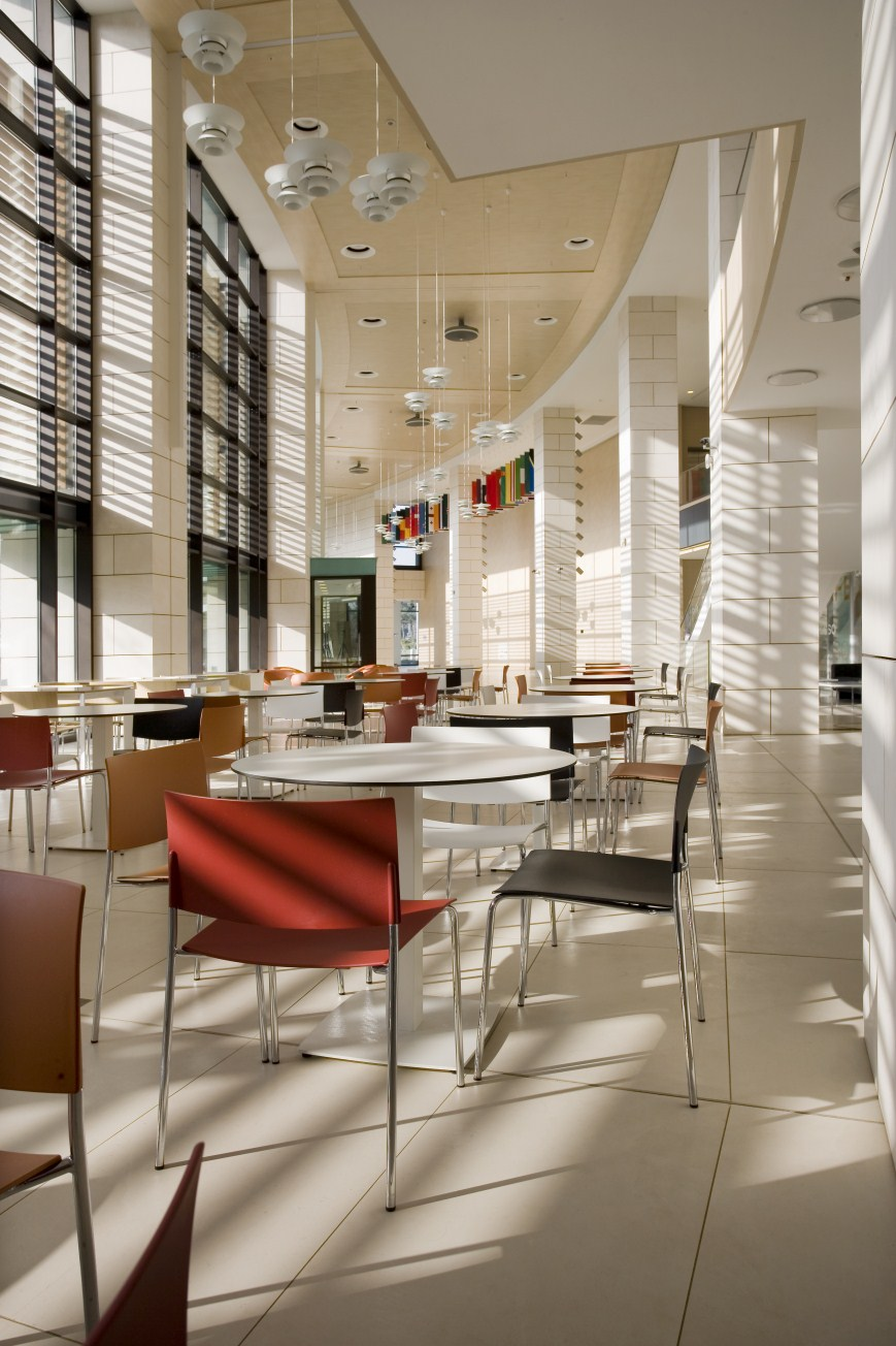 ADA University, Student Center