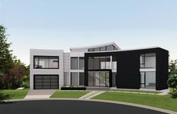 Baghelai Residence, Bethesda MD