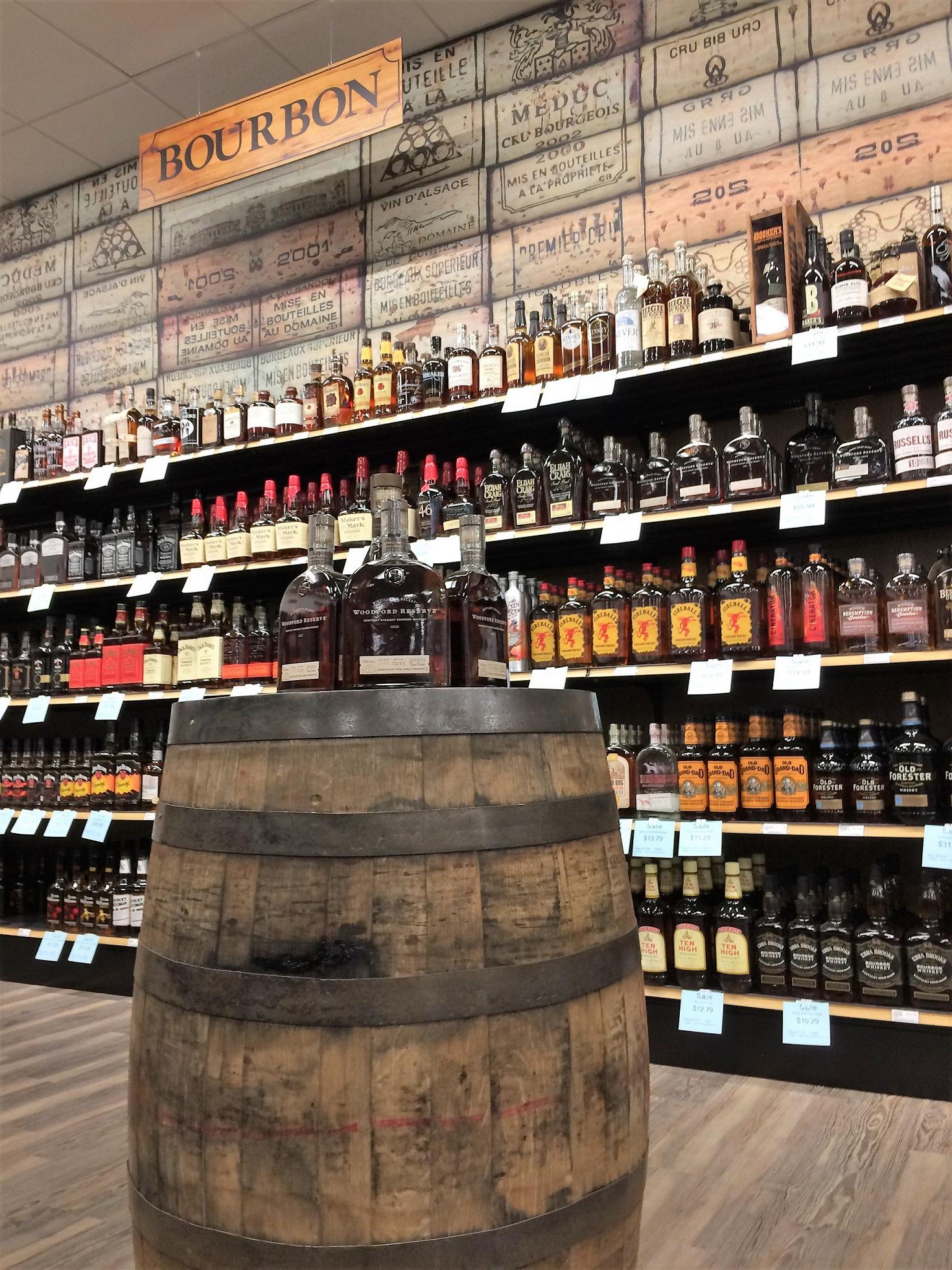 Liquor & Wine