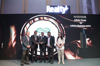Coworking Space of the Year - Infinity Business Centre