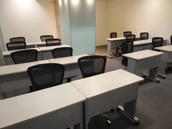 Training Rooms  Training rooms can be used for interviews, inductions, training, meetings. Whiteboards, projector, water, tea/coffee are provided.  Need an office? Call 7604092334