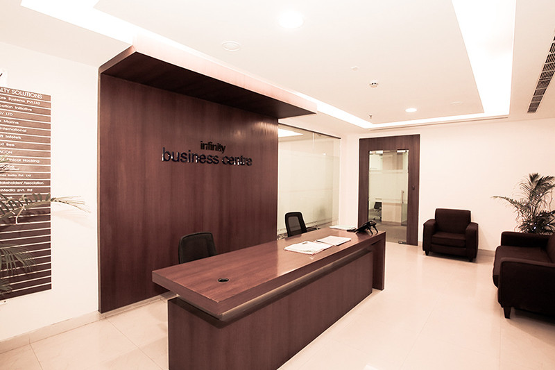 Infinity Busines Centre | Kolkata - Coworking & Serviced Offices