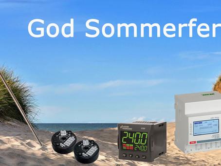 Sommerferie: Husk at bestille!